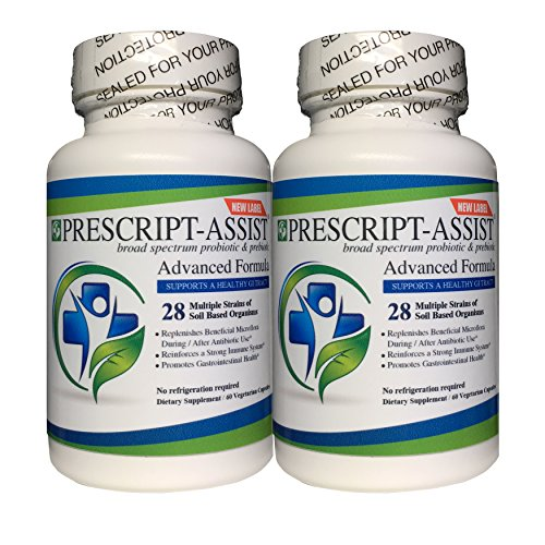 Prescript-Assist(Added Pea Protein)- 2pack (120Caps)