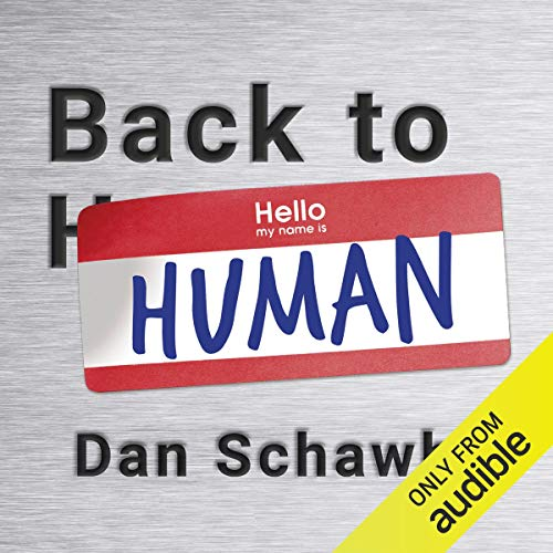 Back to Human cover art