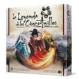 Asmodee - La Leyenda de los Cinco Anillos, juego de cartas (Fantasy Flight Games FFL5C01)