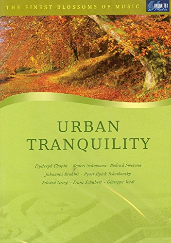 Various Artists - The Finest Blossoms Of Music: Urban Tranquility