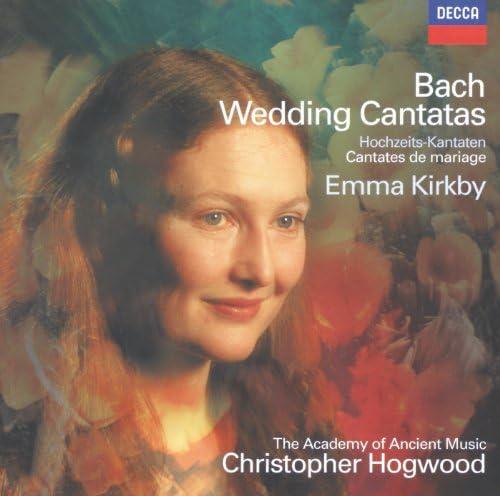 エマ・カークビー, The Academy of Ancient Music Chamber Ensemble & クリストファー・ホグウッド