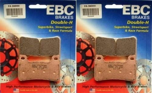 EBC Sintered Double H Front Brake Ranking TOP1 Honda Pads Sets 2009-2013 2 Daily bargain sale