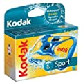 Kodak Sport 8004707 Disposible Camera Waterproof by Kodak