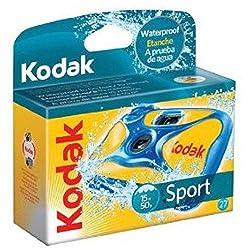 small Kodak Sport 8004707 Waterproof, Disposable Camera
