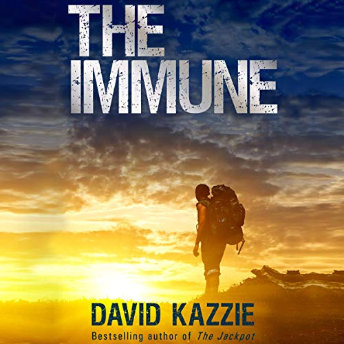 The Immune: Complete Four-Book Edition Titelbild