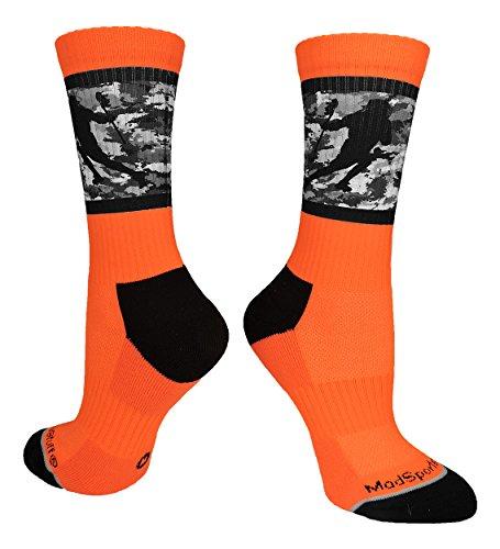 MadSportsStuff Lacrosse Victory Crew Socks