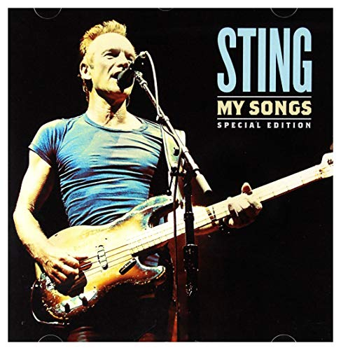 Sting: My Songs (Special Edition) [2CD]