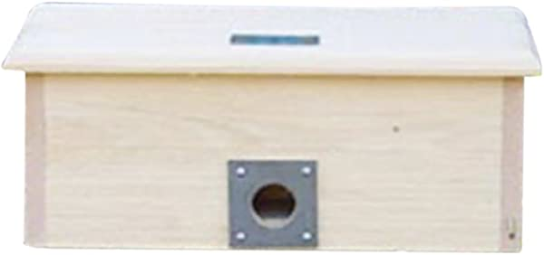 Coveside Horizonal Winter Roost Safe And Spacious Bird House For Protection From Predators And Cold Weather Made In The USA