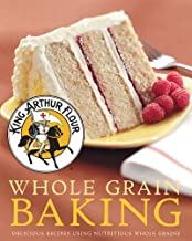 King Arthur Flour Whole Grain Baking: Delicious Recipes Using Nutritious Whole Grains (King Arthur Flour Cookbooks) by King Arthur Flour (2006-10-09)