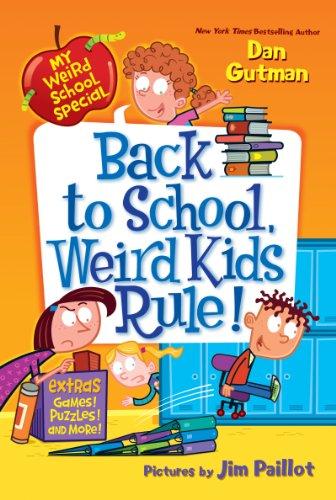 My Weird School Special: Back to School, Weird Kids Rule!