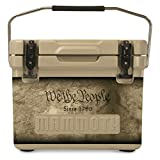 Mammoth Coolers MC30T-NL-2AF-Dw 2nd Amendment & US Flag Decal Wrapped Mammoth Cruiser 30 Tan, One Size