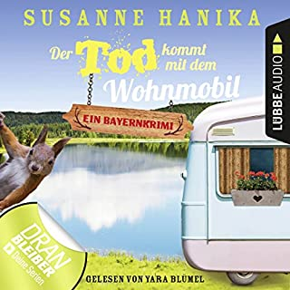 Der Tod kommt mit dem Wohnmobil     Sofia und die Hirschgrund-Morde 1              By:                                                                                                                                 Susanne Hanika                               Narrated by:                                                                                                                                 Yara Blümel                      Length: 5 hrs and 4 mins     3 ratings     Overall 5.0