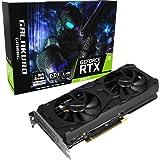 玄人志向 NVIDIA GeForce RTX3060Ti 搭載 グラフィックボード GDDR6 8GB GALAKURO GAMINGシリーズ GG-RTX3060Ti-E8GB/DF/LHR