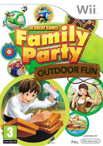 Family Party: Outdoor Fun (Wii) [Import anglais]