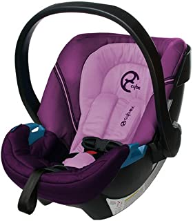 Cybex Aton Infant Car Seat (2013) - Violet Spring (Discontinued by Manufacturer)