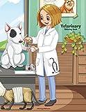 Veterinary Coloring Book 1 (Volume 1)