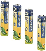 Clarity XLC3.4 Cordless Phone Battery Ni-MH, 1.2 Volt, 1000 mAh - Ultra Hi-Capacity - Replacement of Pack of 4 AAA Batteries