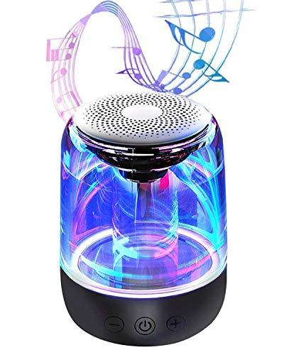 Portable Bluetooth Speakers, Mini Desktop Wireless Speaker with Bluetooth...