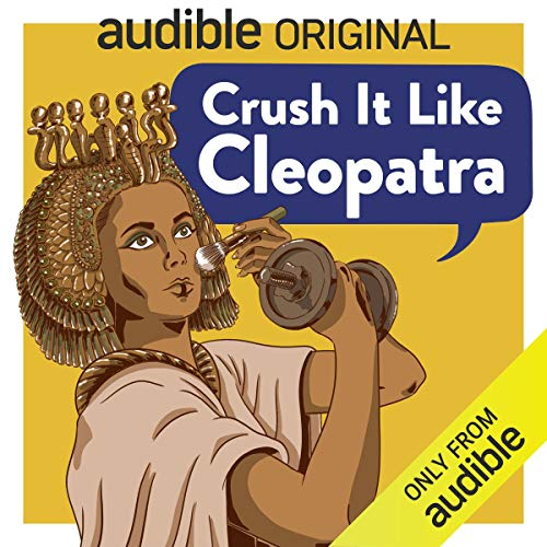 Crush It Like Cleopatra cover art