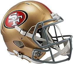 Best 49ers football helmet Reviews