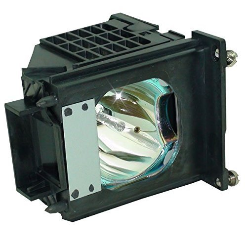 BORYLI 915P061010 Replacement Lamp with Housing for Mitsubishi 915P061010, WD-65733, WD-57733