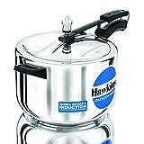 Hawkins Pressure Cooker, 8 L, Silver