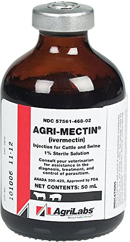 Agrimectin Ivermectin Injection 50 ml 1 percent