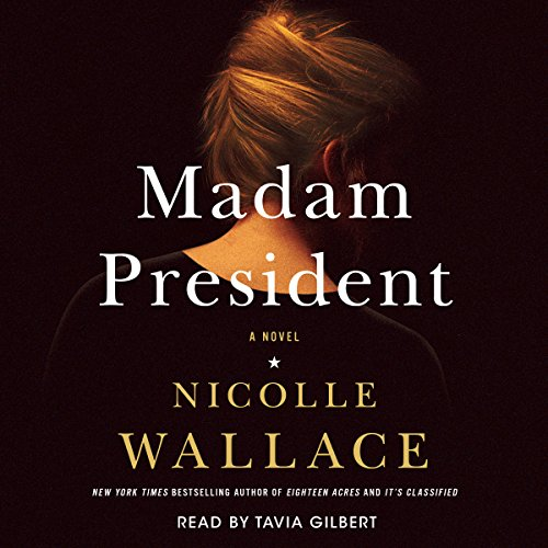 Madam President audiobook cover art