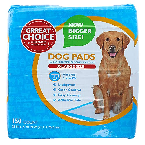 Grreat Choice Dog Extra Large Pads for Puppy...