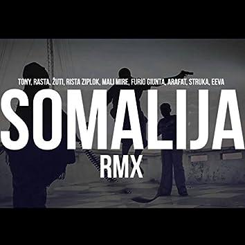 Somalija (feat. Rasta, Zuti, Ziplok, Mali Mire, Furio Djunta, Arafat, Struka, Eeva) [RMX]