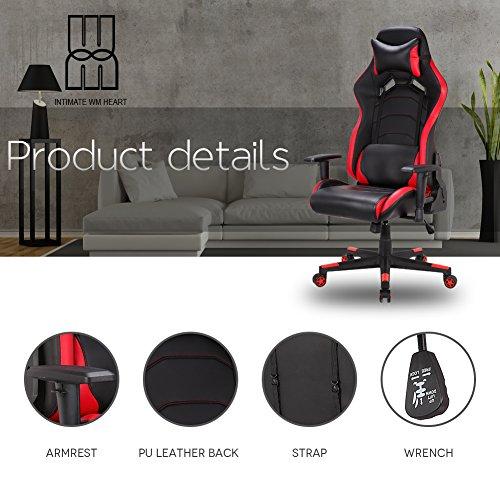 Gaming Stuhl Schreibtischstuhl Bild 2*