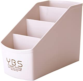 ROSENICE Desk Supplies Organizer Caddy (4 Compartments)