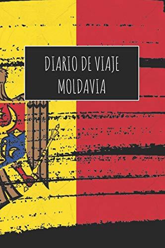 Diario De Viaje Moldavia: 6x9 Diario de viaje I Libreta para listas de tareas I Regalo perfecto para tus vacaciones en Moldavia