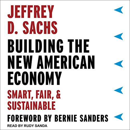 Building the New American Economy cover art