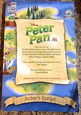 Disney's Peter Pan Jr. Actor's Script