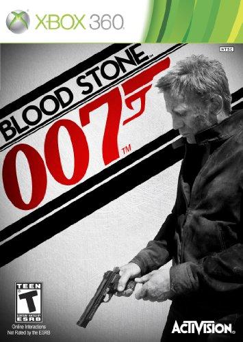Activision James Bond 007: Blood Stone, Xbox 360