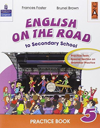 English on the road. Practice book. Per la Scuola elementare (Vol. 5)