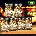 ZOUTOG Mason Jar Lights