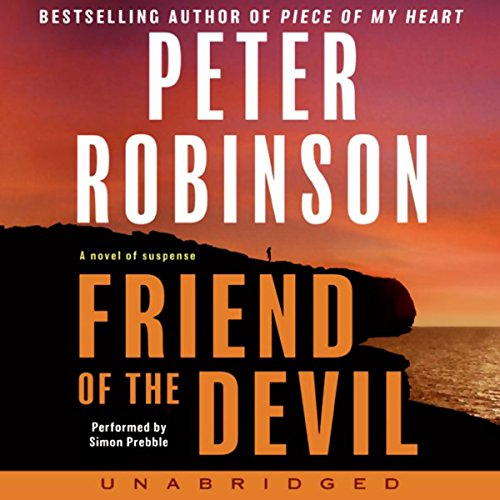 Friend of the Devil audiobook cover art