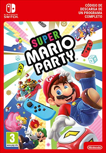 Super Mario Party | Nintendo Switch - Código de descarga