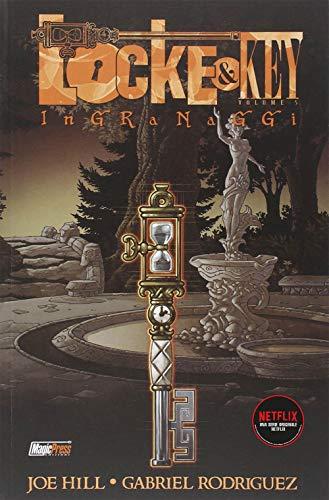 Ingranaggi. Locke & Key (Vol. 5)