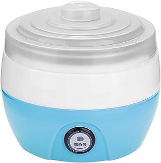 Automatic Yogurt Maker, 1L Household Electric Automatic Yogurt Yoghurt DIY Maker Stainless Steel Inner Container 220V, Yog...