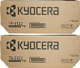 Best Printers For FS - Kyocera 1T02L10US0 Model TK-3122 Black Toner Kit For Review