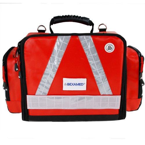 Erste Hilfe Notfallasche / Wandtasche aus Planenmaterial LEER