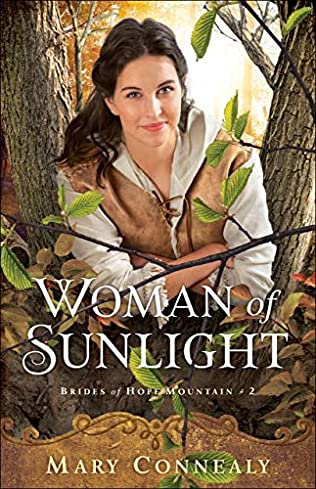 book cover of Woman of Sunlight
