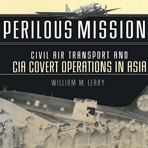 Perilous Missions audiobook cover art
