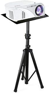 $42 » Pyle Pro DJ Laptop Stand, Projector Stand, Adjustable Laptop Stand,  Multifunction Stand, Adjustable Tripod Laptop Projector Stand,Good For Stage or Studio (PLPTS7) (Renewed)