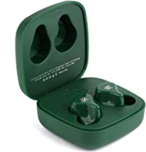 Linsoul KZ Z1 TWS 10mm Dynamic Driver Bluetooth 5.0 True Wireless Earbuds with Game Mode, Touch Control Noise Cancelling AAC (Green)