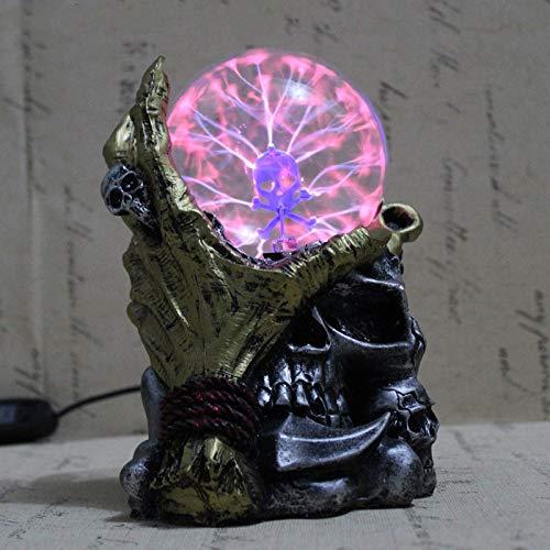 Luz linterna creativa bola de luz táctil inducción bola incandescente ion electrostático