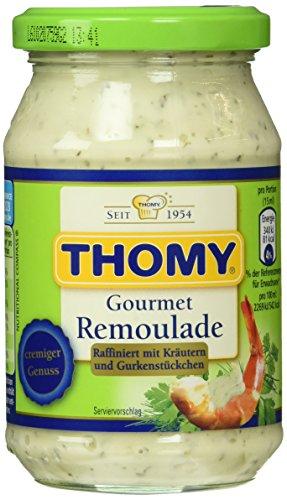 Thomy Gour.Remoulade 57 % Fett, 6er Pack (6 x 250 ml)